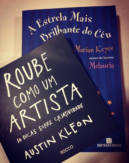 """156aa0b870 As delícias de ler """"Roube Como um Artista"""""""