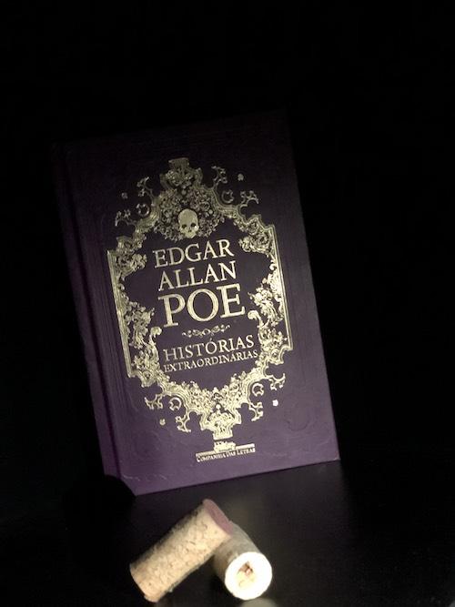 Edgar Allan Poe histórias extraordinárias resenha