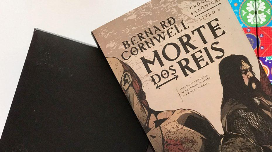 morte dos reis Bernard cornwell