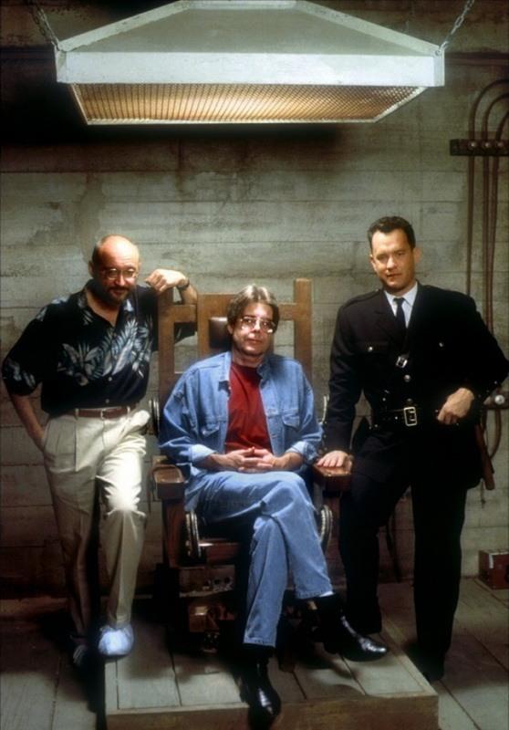 Stephen King na cadeira elétrica
