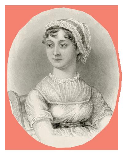 Jane Austen retrato