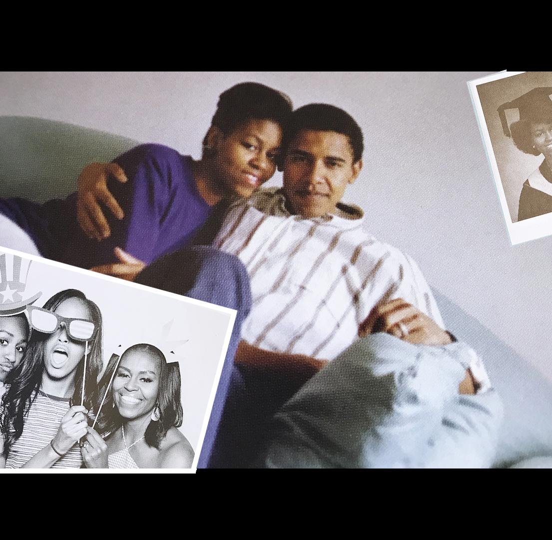 Michelle obama biografia literama