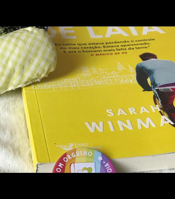 resenha O Homem de Lata Sarah Winman